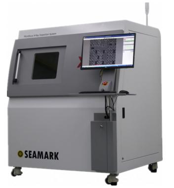 高解析 X-ray检测系统